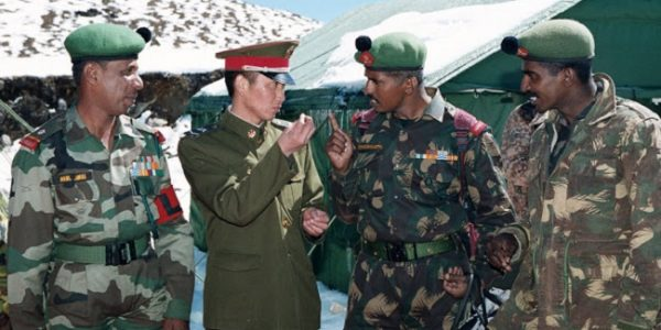 china army vs indian army