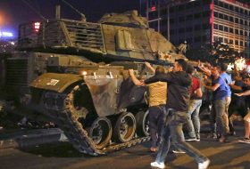turk coup