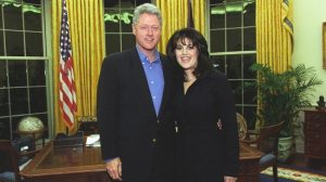 Bill clinton with monika lewinsky